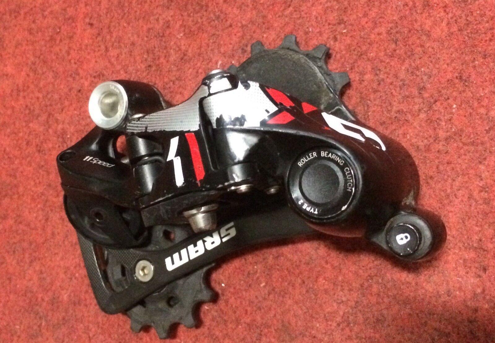 Cambio posteriore bici mountain bike SRAM X01 11 S MTB rear derailleur