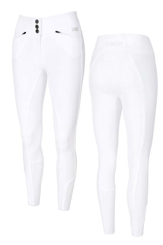 Pikeur Lefina Ladies Horse Riding Eventing Show Stretch Silicone Grip  Breeches  good quality