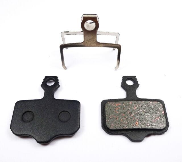 Uberbike Avid Elixir 3-5-7-R-CR-Carbon-X9-XO-XX Sintered Disc Brake Pads 4 pairs