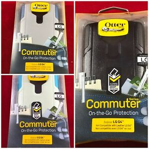 NEW-LG-G4-OEM-OtterBox-Commuter-Case-Black-Gray-Teal