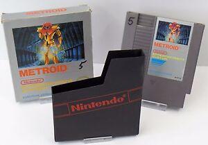 Nintendo-NES-Spiel-Metroid-OVP-European-Version-NES-MT-EEC-Small-Box