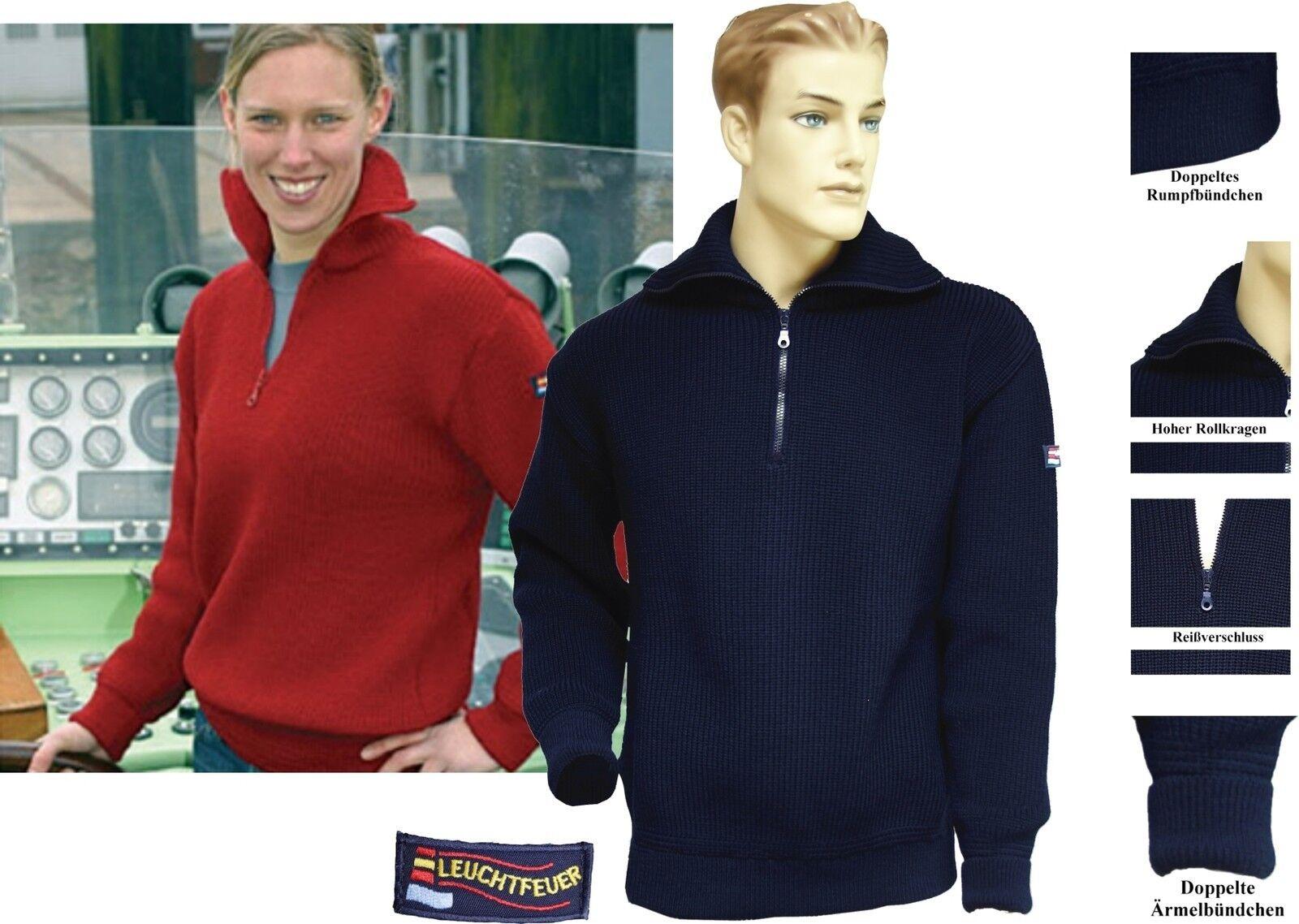 TROYER COMMODORE 100% Merino-Schurwolle Norweger Pullover Jagdpullover