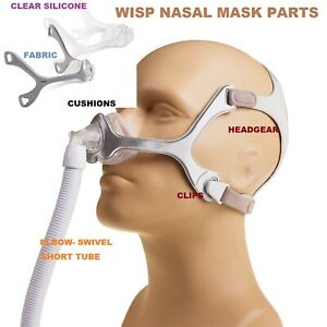 Philips-Respironics-Wisp-Nasal-Mask-Parts-Replacements-Brand-new