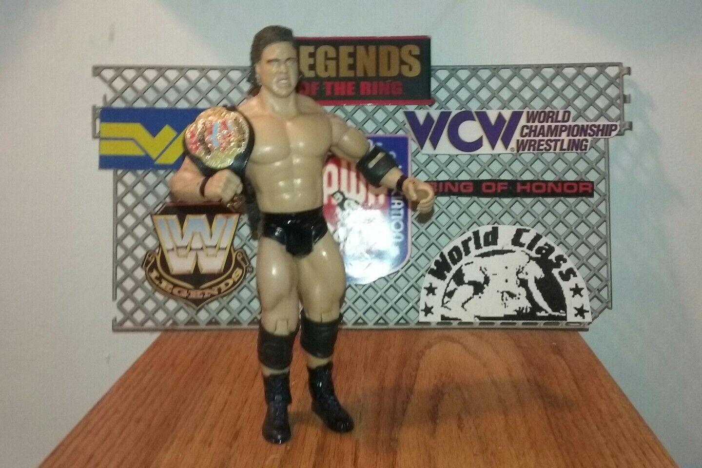 Figura Personalizada Wrestling Jakks Mike AWSOME