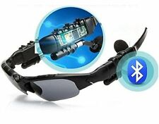 Universal Car Smart Bluetooth Polarized Driving Sports Sunglasses With Earphone