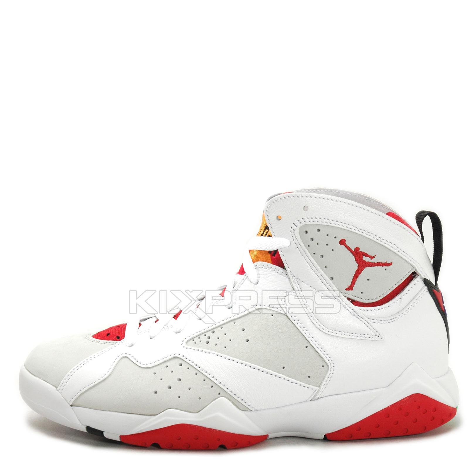 Nike Air Jordan 7 Retro [304775-125] Basketball Hare Bugs Bunny White/Red