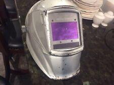 Used Miller Titanium 9400 Helmet Bag And Gloves