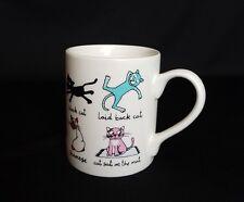 Tyrrell Katz McLaggan Smith Mugs Scotland Types of Cats Coffee Cup