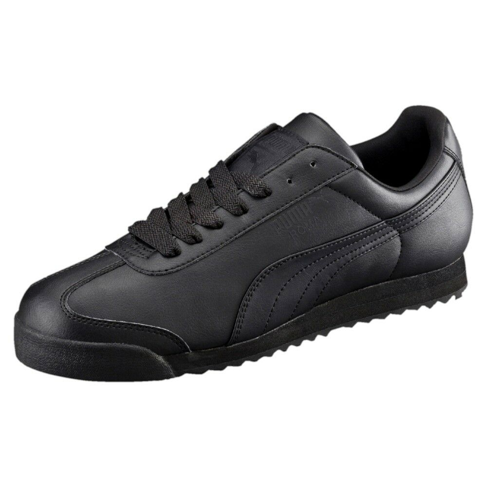 Puma Roma Basic Sneaker 353572 Schwarz 17 Herrenschuhe