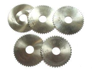 5x-HSS-hojas-de-sierra-63-Grosor-0-5-1-6-Z-PIEZA-nachgeschl-de-TITEX-Plus