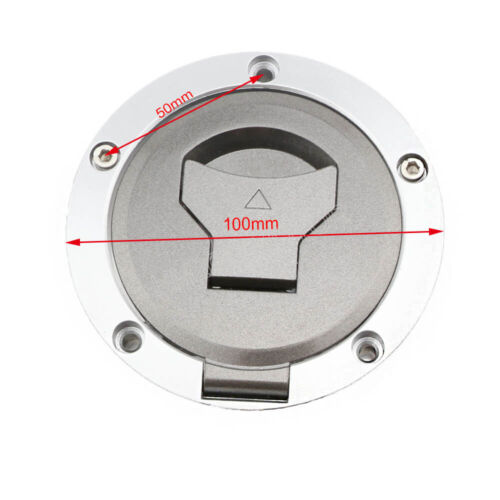 Fuel Gas Cap Cover Lock w// 2x Keys For Honda GROM125 AC 2016 2017 2018 CBR1000RR