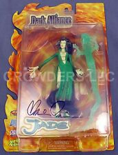 """Dark Alliance """"Jade"""" Series One Signed by Brian Pulido Chaos Comics Eternal Toys"""