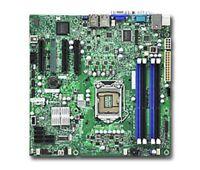 Supermicro X9scl-f Lga1155/ Intel C202 Pch/ Ddr3 Matx Motherboard