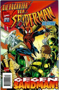 SPIDER-MAN-IL RAGNO N. 17-contro Sandman! - MARVEL COMICS (1997-2000)