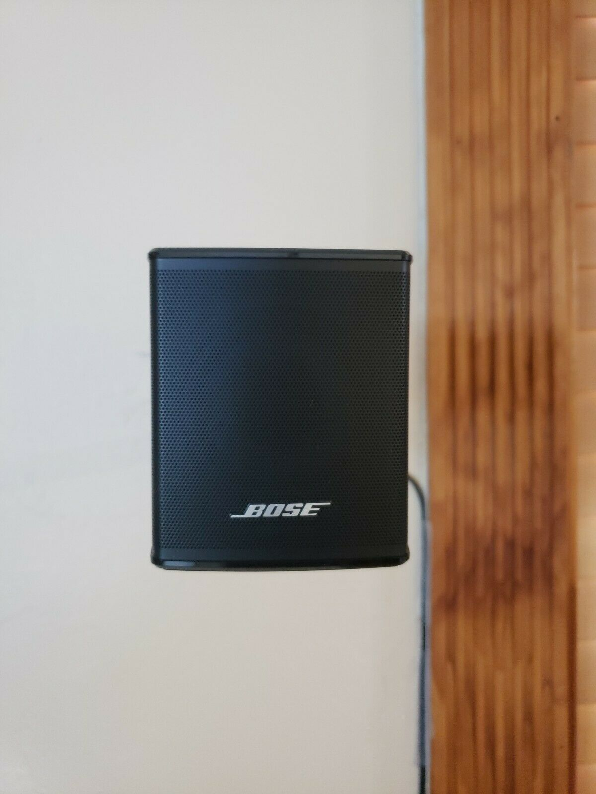Bose 300 Wireless Surround Sound Speakers with Two Wall Mounts Included.. Buy it now for 600.00
