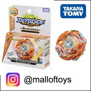 Takara-Tomy-Beyblade-BURST-B-75-Booster-Blaze-Ragnaruk-4C-Fl