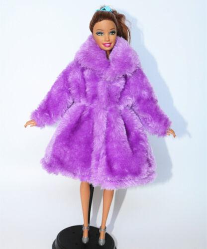 Barbie Doll Coat Super Stylish