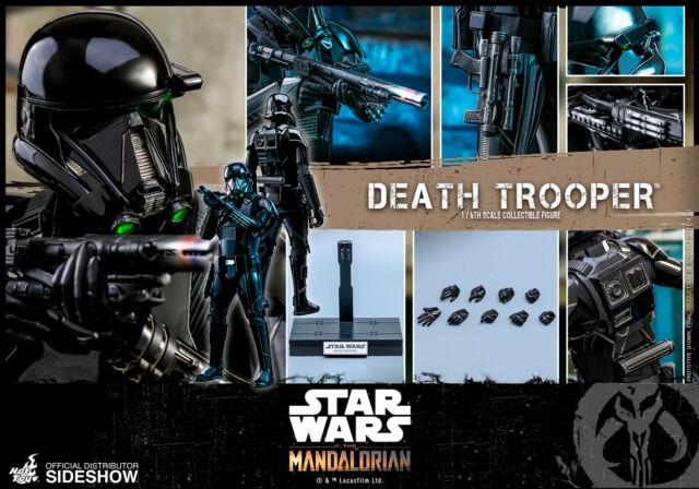 HOT TOYS STAR WARS TMS013 THE MANDALORIAN DEATH TROOPER 1:6 FIGURE ~SEALED BOX~
