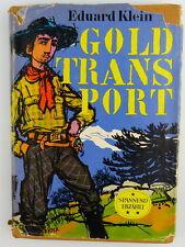 Buch: Goldtransport Eduard Klein - spannend erzählt Verl. Neues Leben e478