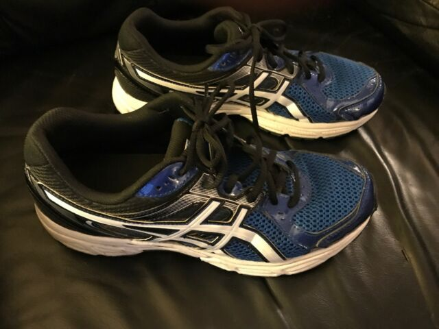 Details about Asics Gel Contend 2, T426N, WhiteBlack, Men's Running Shoes, Size 10