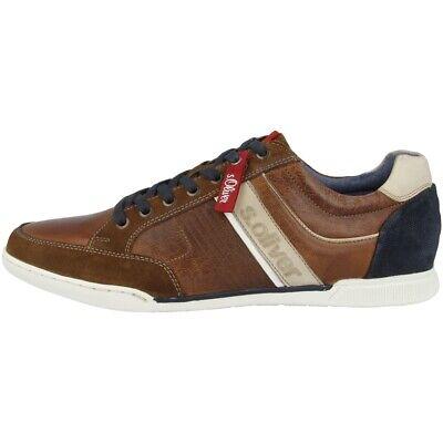 S.oliver 5-13620-22 Schuhe Men Herren Halbschuhe Schnürer Sneaker 5-13620-22-319 Warm Und Winddicht