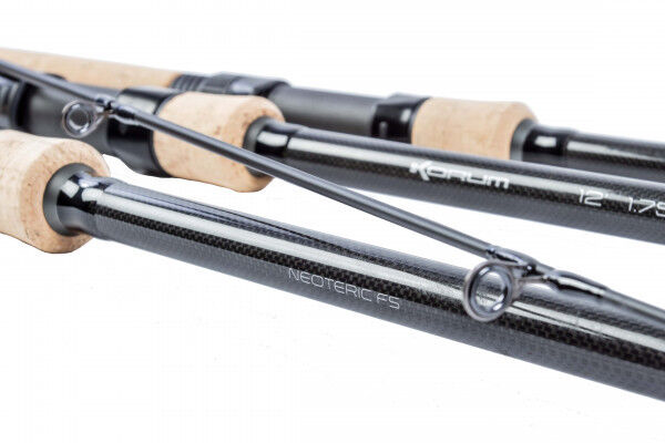 Korum Neoteric FS Specialist Rod Full Range NEW Coarse Fishing Barbel Rod