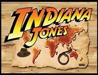 Indiana Jones Fridge Magnet 1. 4 X 5. Harrison Ford.....free Ship