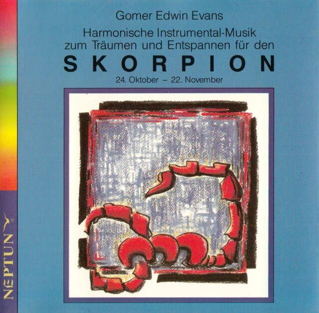 GOMER EDWIN EVANS : SKORPION / CD - TOP-ZUSTAND