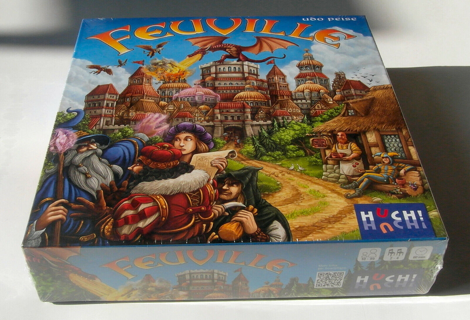 Feuville - HUCH  Games - 2017