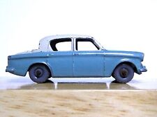 Matchbox Lesney No.43a Hillman Minx (TURQUISE/CREAM, CODE 11, GOOD CONDITION)