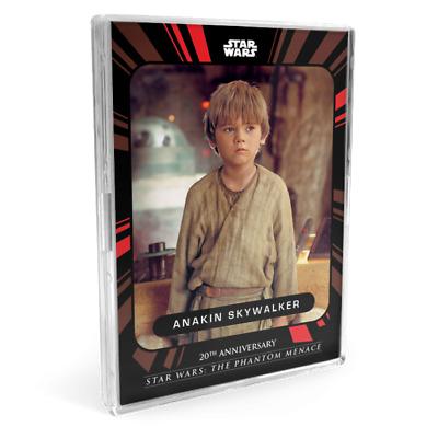 2019 Topps on Demand Set #6  Star Wars The Phantom Menace 20th Base Set Only
