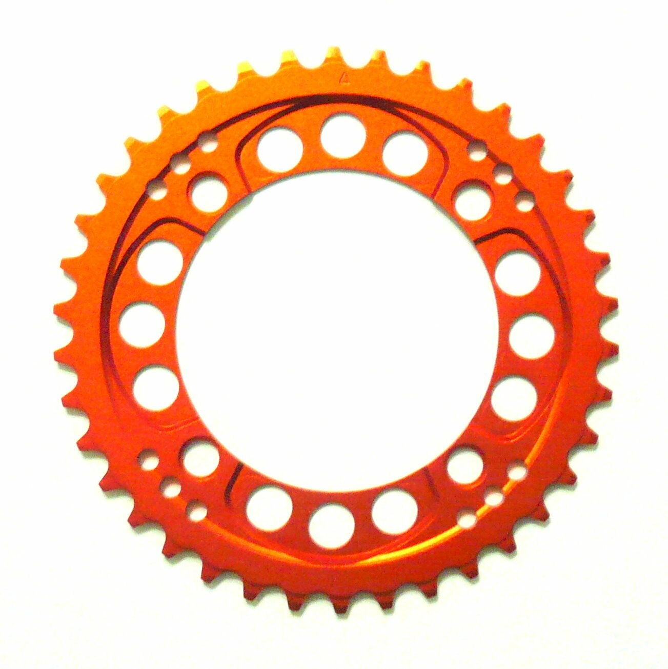 Gobike88 MR CONTROL Chainring 9X 10X MTB, 38T, BCD 104mm, 85g, orange, G86