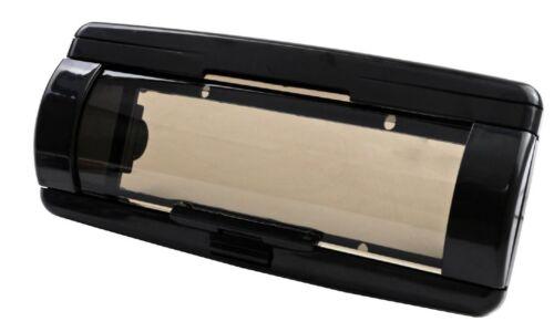 Waterproof Marine Radio Stereo BLACK Universal Housing Kit Cover Automatic Door