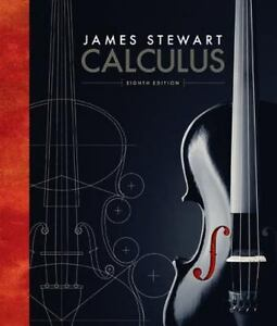Calculus by james stewart 2015 hardcover ebay calculus by james stewart 2015 hardcover fandeluxe Gallery