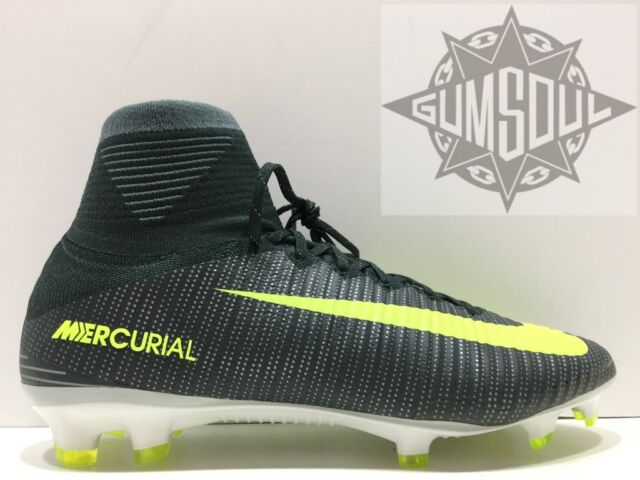 Nike Mercurial Superfly V Cr7 Fg Soccer Cleats Seawood Sz 6 5 852511376