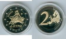 """Griechenland  2 Euro """"Stier"""" 2012 PP  Nur 2.500 Stück!"""