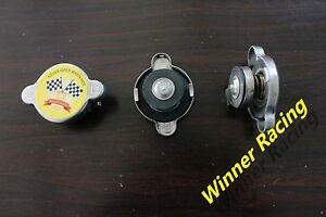 Details about 1 1 BAR 16 LBS 16 PSI HIGH PERFORMANCE CHROME RADIATOR CAP  COVER FOR JAPAN CARS
