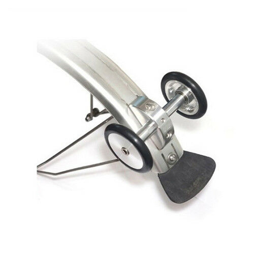NEW   nov Wheel set for L-Type Brompton (4pcs nov-wheel & 1pcs nov wheel mount)