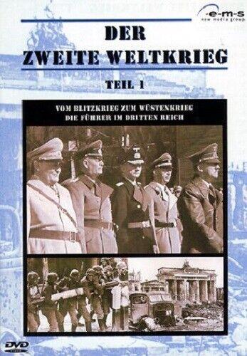 Der Zweite Weltkrieg - (Teil 1) - Vom Blitzkrieg zum Wüstenkrieg... - DVD