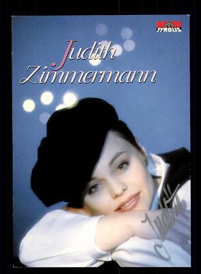 Original, Nicht Zertifiziert Sparsam Judith Zimmermann Autogrammkarte Original Signiert ## Bc 147099 Durchblutung GläTten Und Schmerzen Stoppen