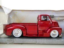 1952 CHEVY COE FLATBLACK PICKUP TRUCK COUNTING CARS DIE CAST 1:24 SCALE JADA