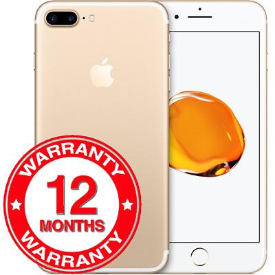 Apple iPhone 7 Plus - 32GB 128GB 256GB - Unlocked SIM Free Smartphone Grades