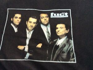shirt Large Black T Camiseta Goodfellas Super Rare Fuct Xq5nZ
