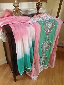 Kameez Pant Latest Pakistani Indian Size Small To Medium