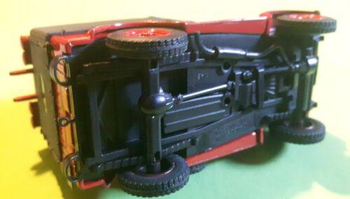 """Modelo de coche 69 gaz /""""vehículo de bomberos/"""" 1:43 colección Oldtimer"""