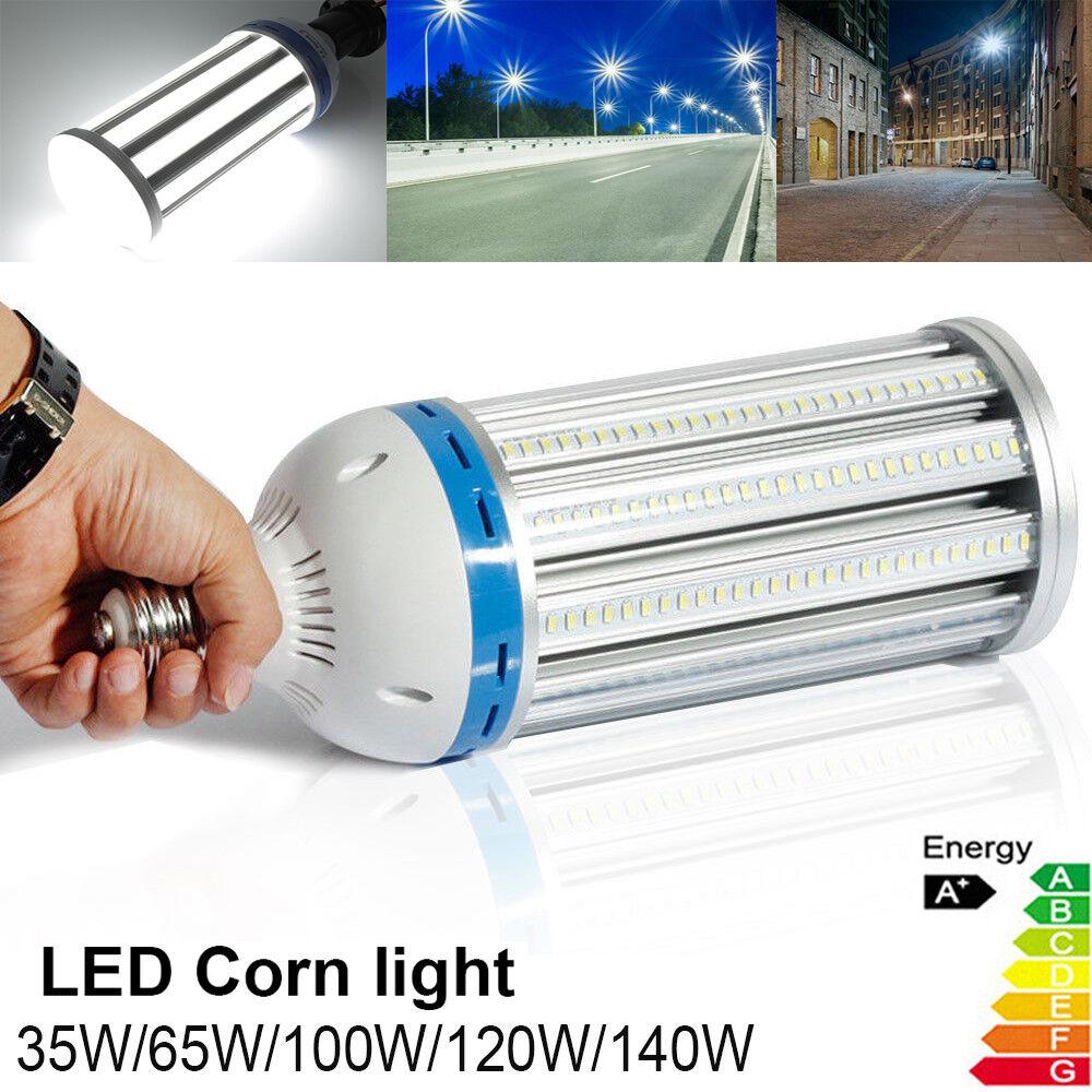 E40 E27 LED Mais Licht Birne 35W 65W 100W 120W 140W Lampe Leuchtmittel Glühbirne