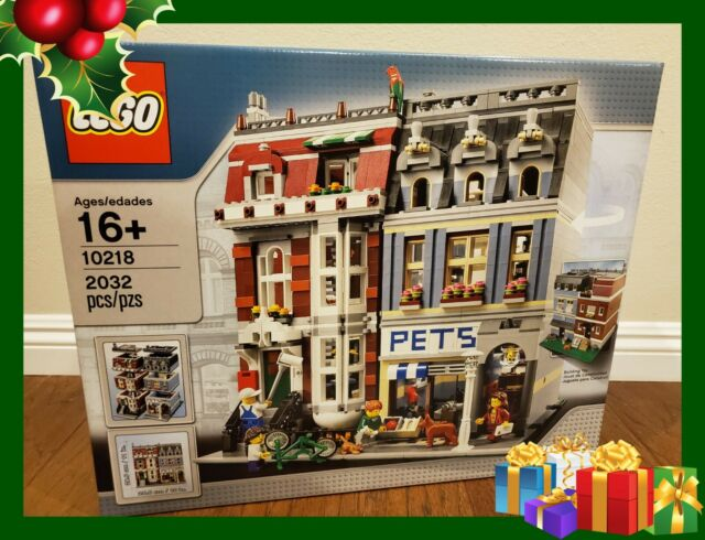 LEGO CREATOR PET SHOP 10218 BRAND NEW SEALED