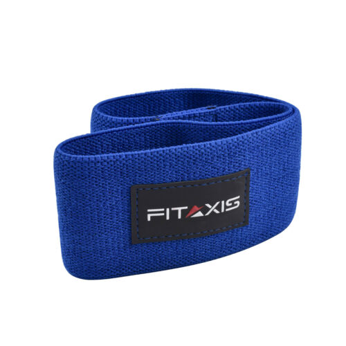 Hip Resistance Bands Knee lower Glute Booty Legs Rotation Circle Gym Exercise A+
