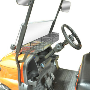 Golf-Cart-GTW-Inner-Storage-Utility-Basket-for-EZGO-RXV