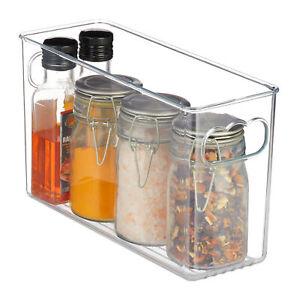 Kühlschrank Organizer mit Griffen, Aufbewahrungsbox Küche ...
